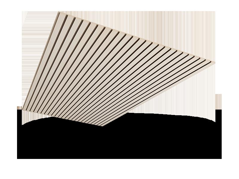 Lamelový strop Mont Blanc